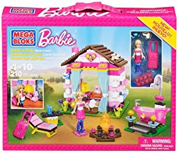 Mega Bloks Barbie Glam Cabin