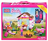 Mega Bloks Barbie Build N Play Glam Cabin