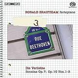 Beethoven, L. van: Piano Works (Complete), Vol.  3 (Brautigam) - Sonatas Nos. 4-7