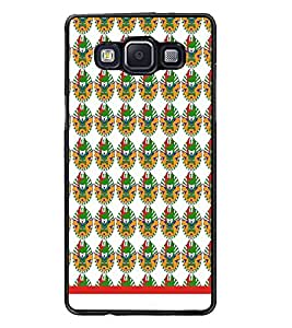 PrintDhaba Pattern D-1542 Back Case Cover for SAMSUNG GALAXY E5 (Multi-Coloured)