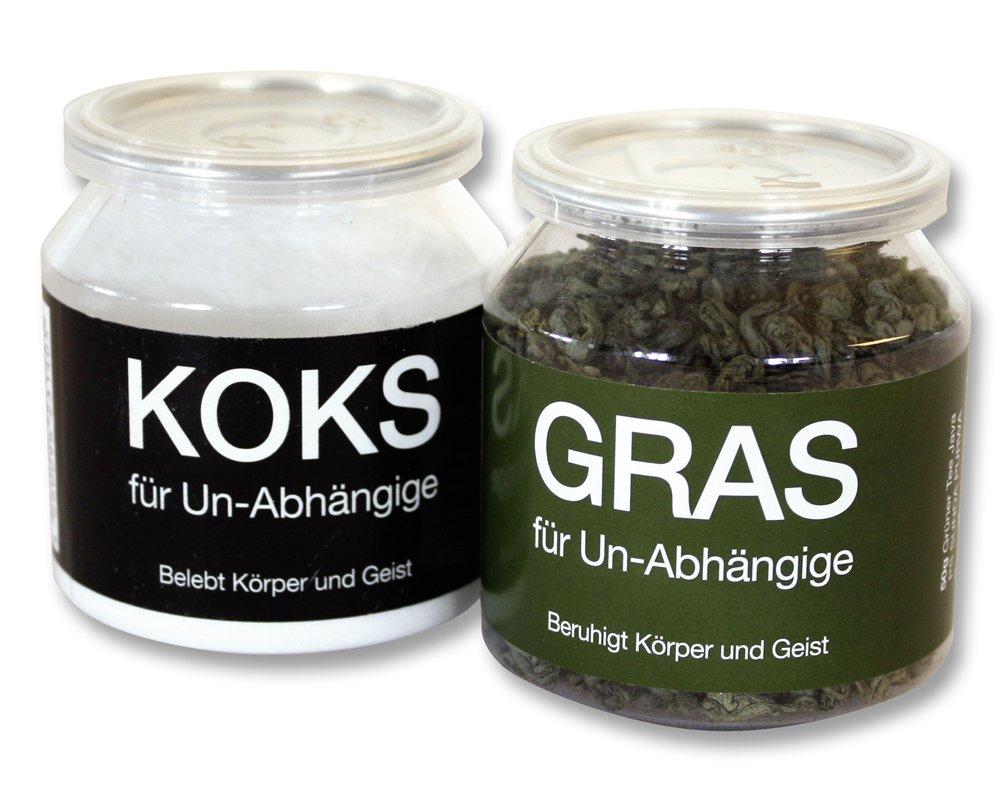 """""""Gras und Koks für Un-Abhängige"""""""