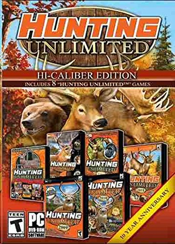 Hunting Unlimited Hi-caliber Edition (Deer Hunting Games For Pc compare prices)