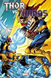 img - for Thor vs. Thanos book / textbook / text book