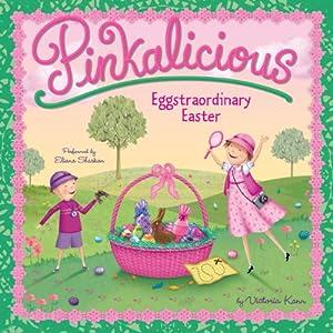 Pinkalicious Audiobook