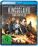 DVD & Blu-ray - Kingsglaive: Final Fantasy XV [Blu-ray]