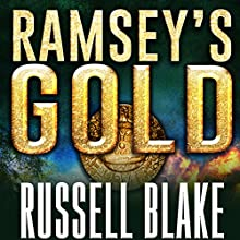 Ramsey's Gold Audiobook by Russell Blake Narrated by Ray Porter