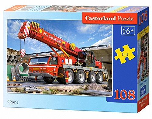 Castorland Crane Jigsaw (108-Piece) - 1