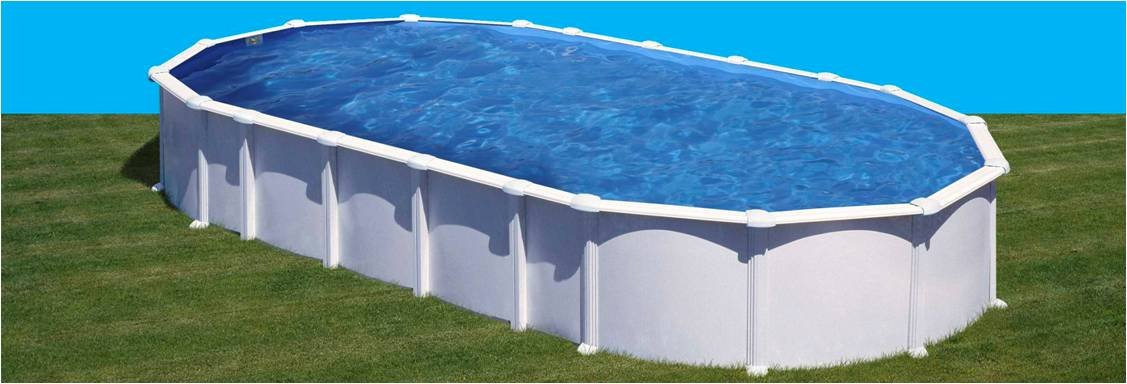 gre dream pool haiti stahlwandpool 8,10 x 4,70 x 1,32 m
