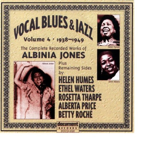 Vocal Blues & Jazz 4 (Jazzin The Blues compare prices)