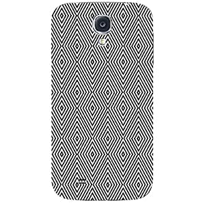 Skin4gadgets BLACK & WHITE PATTERN 33 Phone Skin for SAMSUNG GALAXY S4 (I9500)