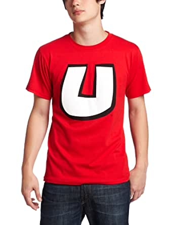 Mad Engine Men's Underdog Suit Tee, Red, Small