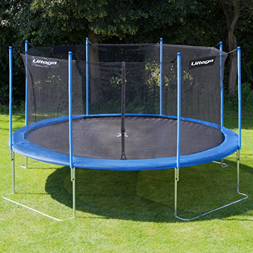 Ultega Jumper Trampoline With Safety Net 14 Ft