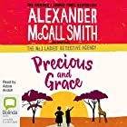 Precious and Grace: No. 1 Ladies' Detective Agency, Book 17 Hörbuch von Alexander McCall Smith Gesprochen von: Adjoa Andoh