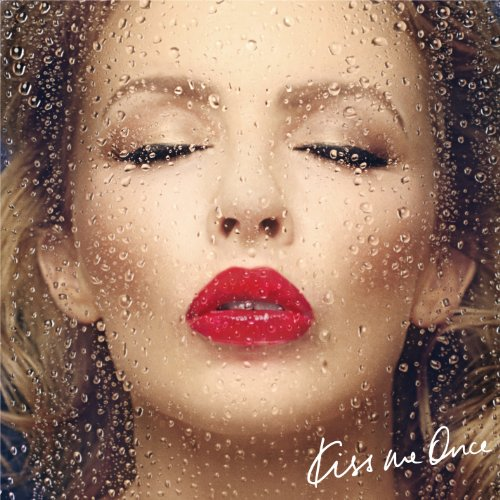 Kiss Me Once [CD+DVD]