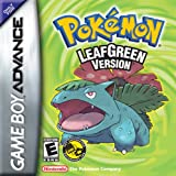 Pokémon Leaf Green - Includes Free GBA Wireless Adapter (GBA)