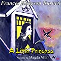 A Little Princess Audiobook by Frances Hodgson Burnett Narrated by Magda Allani