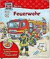 Feuerwehr: Welche Aufgaben hat die Feuerwehr? Was passiert bei einem Alarm? Wie verhält man sich bei einem Brand? (WAS IST WAS junior - Sachbuchreihe, Band 4)