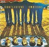 Split Enz: Conflicting Emotions LP NM Canada A&M SP 4963 Lyric sleeve