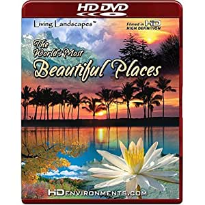Living Landscapes: The World's Most Beautiful Places [FOR HD-DVD Players only]