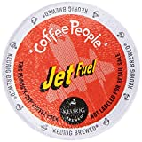 Coffee People Jet Fuel Coffee, Extra Bold, K-Cup Portion Count for Keurig Brewers 96-Count