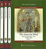 img - for The American Mind (The Great Courses, Number 4880) book / textbook / text book