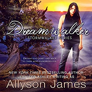 Stormwalker Series, Book 5 - Jennifer Ashley (writing as Allyson James)