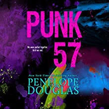 Punk 57 Audiobook by Penelope Douglas Narrated by Laurie Catherine Winkel, Matthew Holland