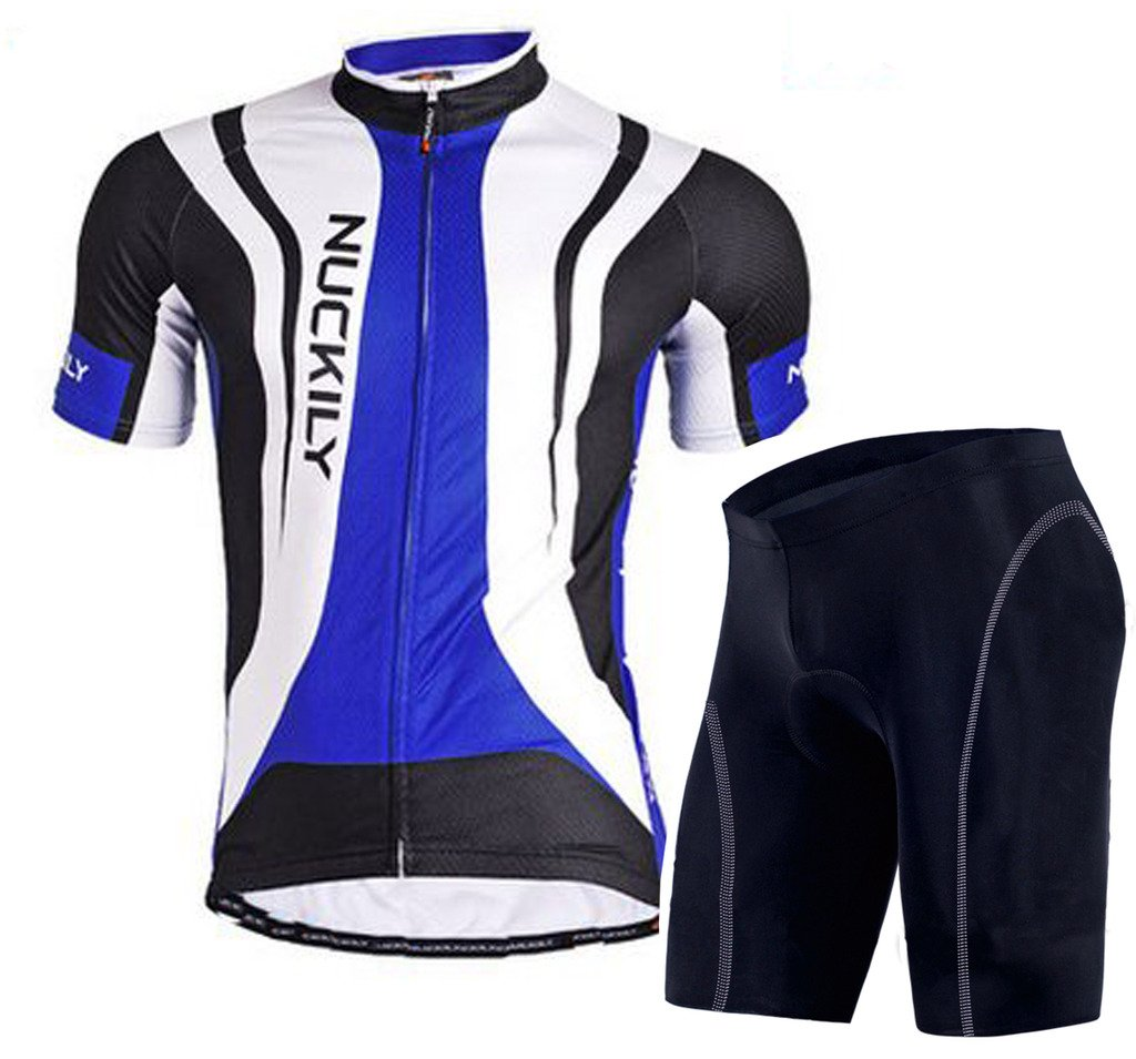 Amazon.com : Sponeed Men's Bicycle Jersey Polyester and Lycra