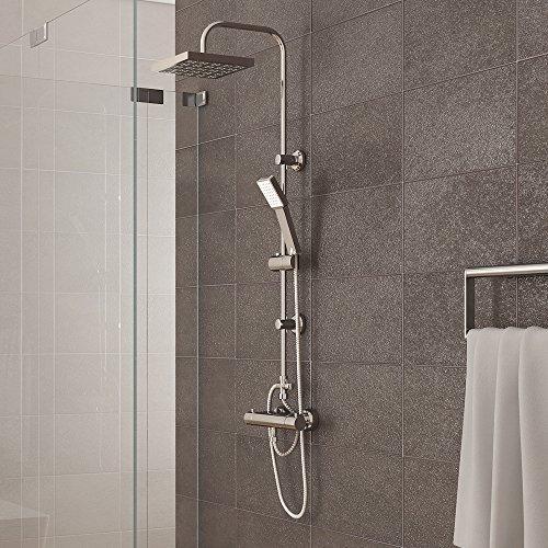 Duscharmatur Obi : Duschset Duscharmatur Handbrause Dusche Duschkopf Regendusche