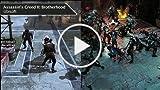 Assassin's Creed Vs Shadows of Mordor