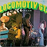 Locomotiv GT in Warsaw (vinyl lp) (Poland)