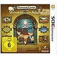 Professor Layton und das Verm�chtnis von Aslant - [Nintendo 3DS]