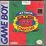 Attack of the killer Tomatoes - Game Boy - PAL