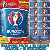 Panini UEFA Euro 2016 France sticker collection starter...
