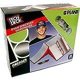 Tech Deck - Ryan Sheckler Warehouse - Set #03 - Fingerskate + Modules de Mini Skate-Park