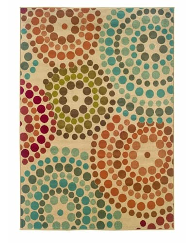 Granville Rugs Aiden Rug, Gold, 7' 10 x 10'