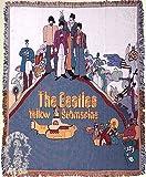 ザ・ビートルズ イエローサブマリン ブランケット[The Beatles Yellow  Submarine BLANKET]