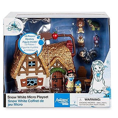 Jeu de plateau officiel Disney Blanche-Neige et Les Sept Nains Micro Animator