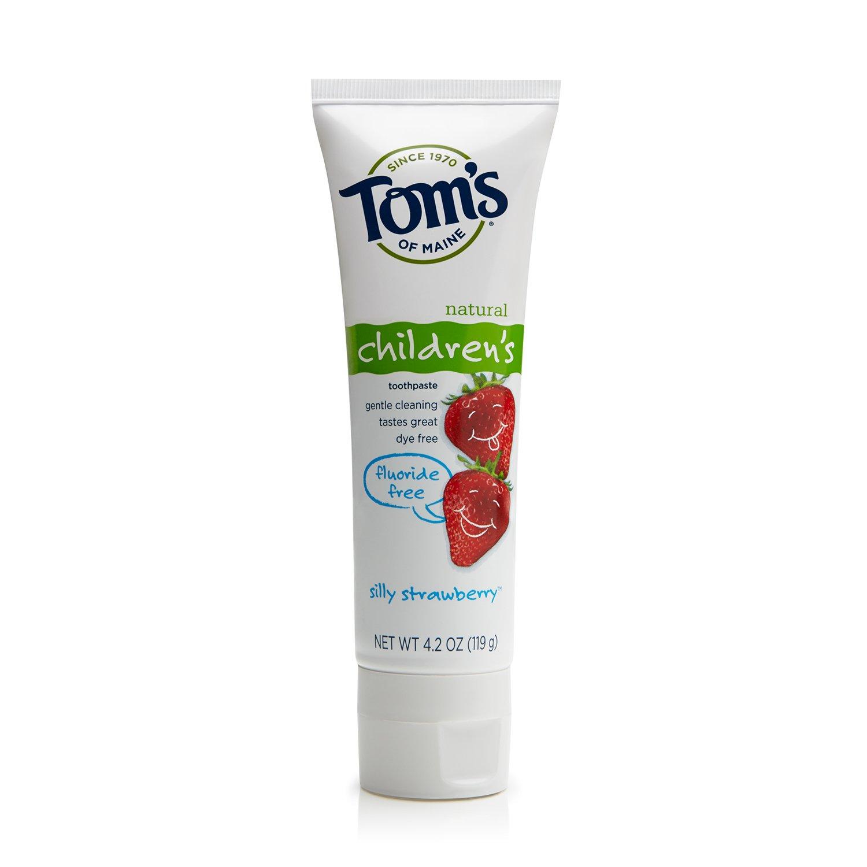 Natural non fluoride toothpaste