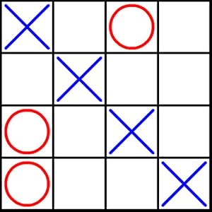 4x4x4 Tic-Tac-Toe from Bearloga