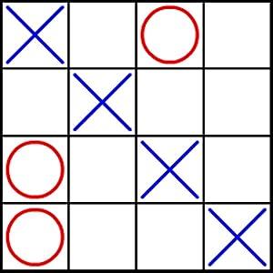 4x4x4 Tic-Tac-Toe from Bearloga