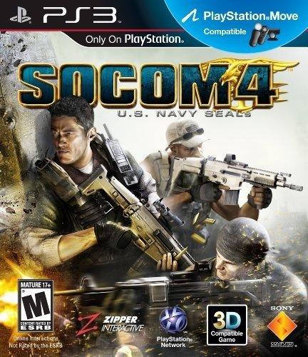 Free Downloads Games for PC Online: SOCOM 4: U S  Navy Seals