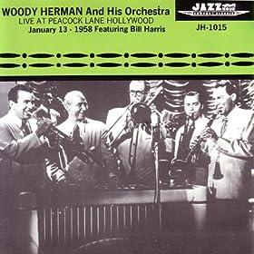 Live At Peacock Lane Hollywood - January 13, 1958