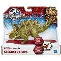 Jurassic World Bashers & Biters Stegoceratops Figure