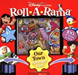 Disney Learning: Our Town Scavenger Hunt Roll-A-Rama