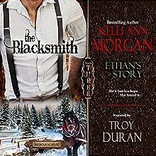 The Blacksmith: Redbourne Series, Book 3 (       UNABRIDGED) by Kelli Ann Morgan Narrated by Troy Duran