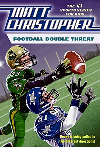 Football Double Threat (Matt Christopher Sports Fiction) (Uk Football Book compare prices)