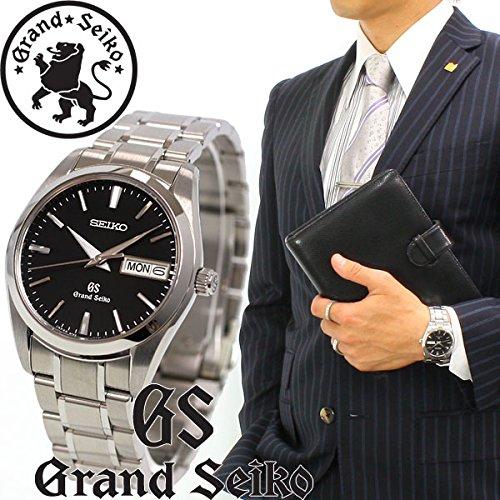 promo code ee8e0 c088a グランドセイコー 腕時計 メンズ GRAND SEIKO クォーツ SBGT037 ...