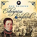 The Enterprise of England: The Chronicles of Christoval Alvarez, Book 2 Audiobook by Ann Swinfen Narrated by Jan Cramer