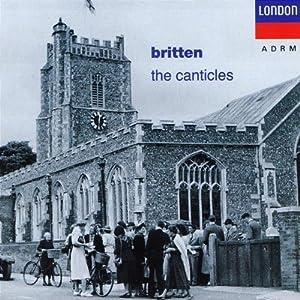 Britten: Canticles Nos 1-5